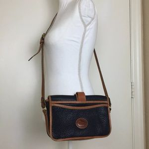 Donney bourke Essex Bag Crossbody Leather